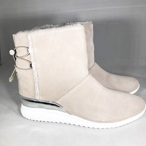 Cole Haan Studio Grand Waterproof Bootie Sz 9